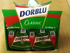 ДОРБЛЮ с голубой плесенью сыр 50 % 100 гр
